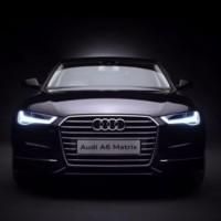 Audi launch the A6 Matrix via video