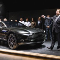 Shaken and Whirred: Aston Martin DBX