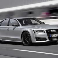 Super-saloon Extraordinaire: Audi S8 plus