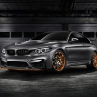 BMW Concept M4 GTS revealed