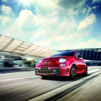 FIAT Abarth 595 Competizione: Feisty Little Thing
