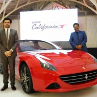 Official: Ferrari in India
