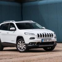 Jeep Cherokee gets new MultiJet II Diesel Engine