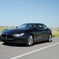 POSEIDON'S OIL-BURNER: Maserati Ghibli Diesel First Drive Review