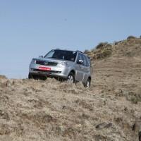 Butch Cassidy: Tata Safari Storme Road Test
