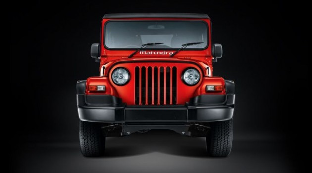 Mahindra upgrade their iconic off-roader – The Thar CRDe