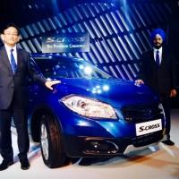 Maruti Suzuki launch the new S-CROSS