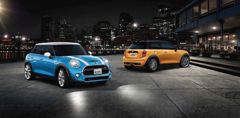 Brand New Prices Announced For Mini Models Car India