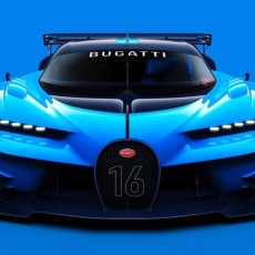 Bugatti to debut Vision Gran Turismo creation