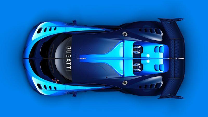 2015 Bugatti Veyron Vision Gran Turismo web 5