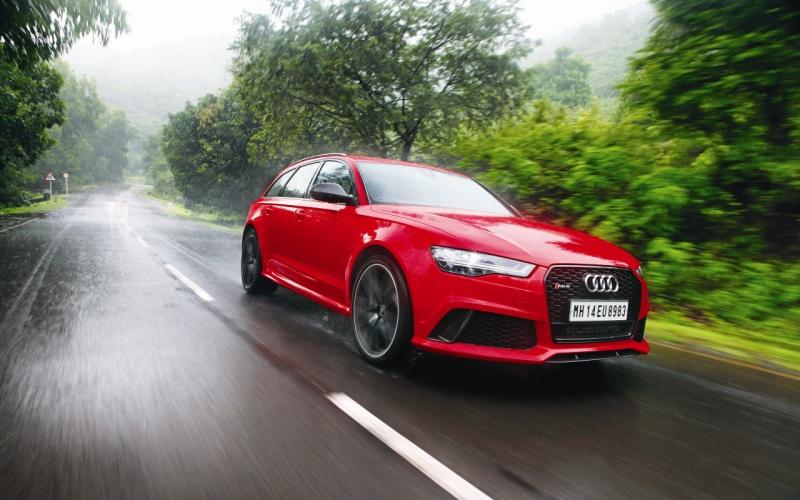 Audi RS 6 Avant 1 web