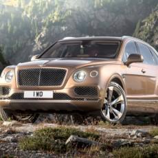 Opulence re-imagined: Bentley Bentayga