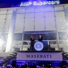 Maserati showroom opens doors in Delhi