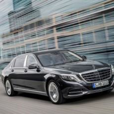 Mercedes-Maybach S 600 launched in India