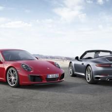 Next-gen Turbocharged Porsche 911s out