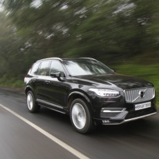 India First Impressions: Volvo XC90 D5 AWD Inscription