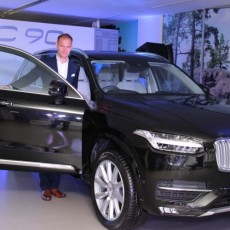 Surat Home to New Volvo Dealership