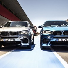 BMW launch new X5 M and X6 M