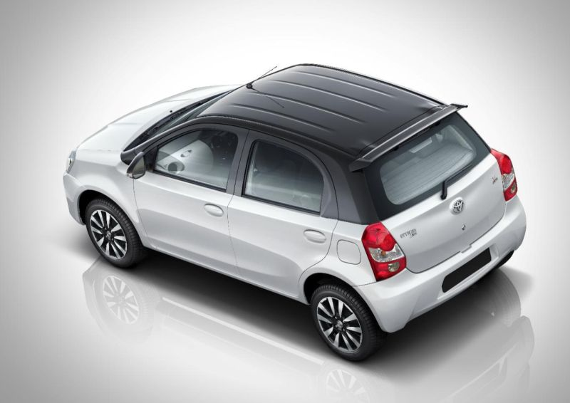 new car launches by toyotaToyota launch new Liva facelift for festive season  Car India
