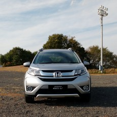BRaVe New Honda: Honda BR-V First Impressions