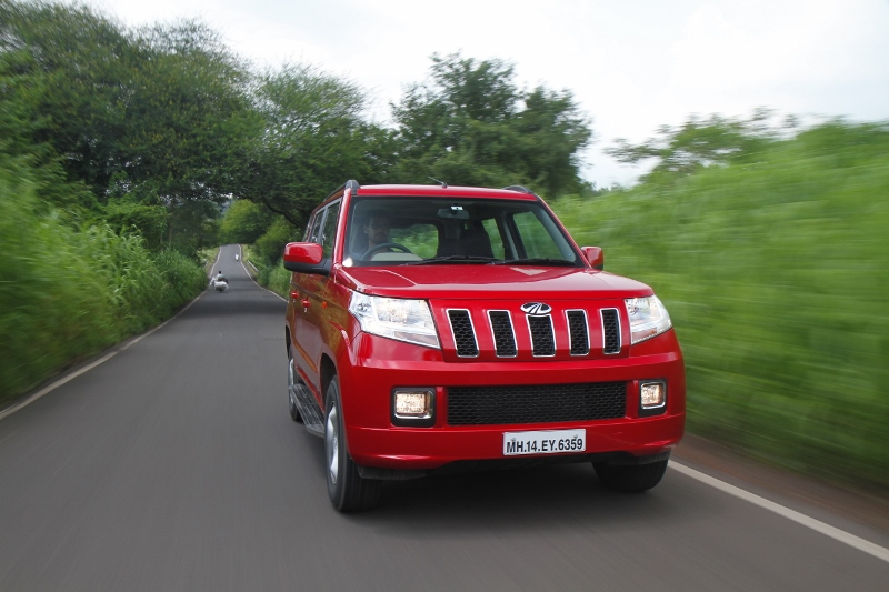 Born Tough_Mahindra TUV 300_Road Test (14)