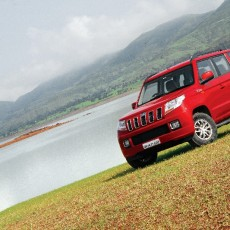 Born Tough: Mahindra TUV 300 Road Test