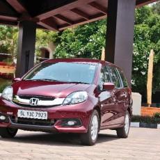 Mobilitas Pro Populo: Honda Mobilio i-DTEC Long Term