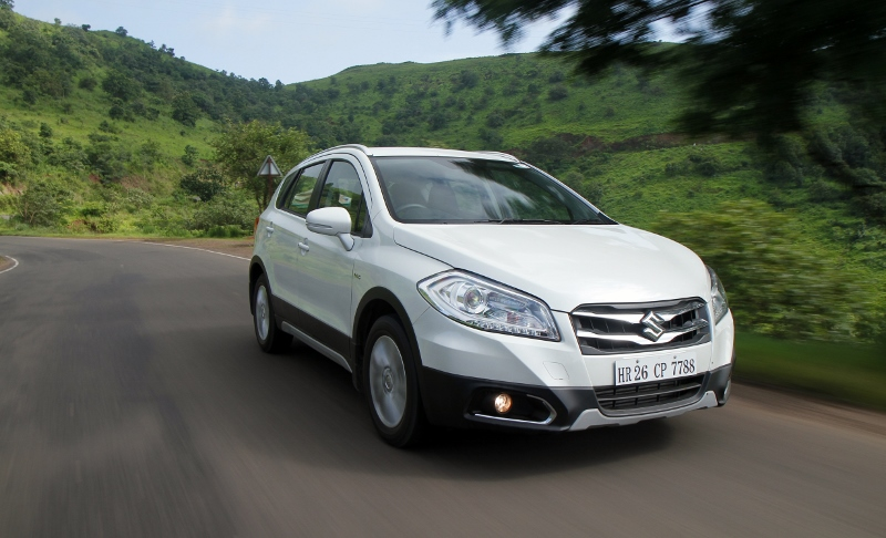Suzuki S Cross India