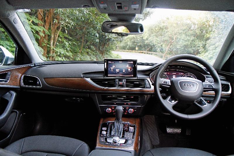 The Technocrat Audi A6 35 TDI Matrix Road Test (11)