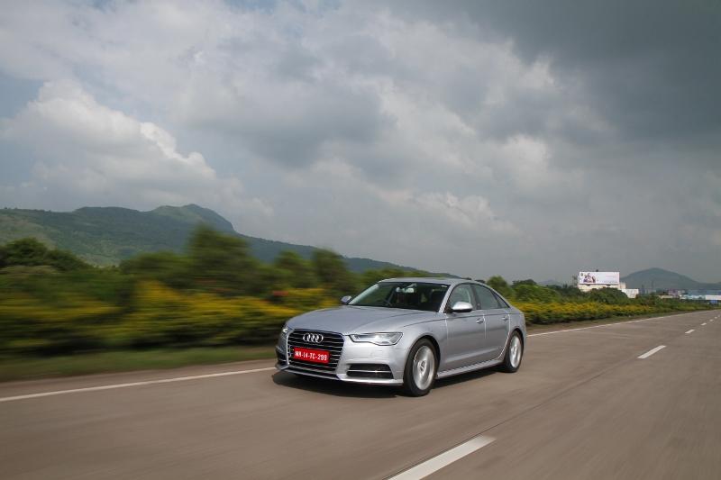 The Technocrat Audi A6 35 TDI Matrix Road Test (3)