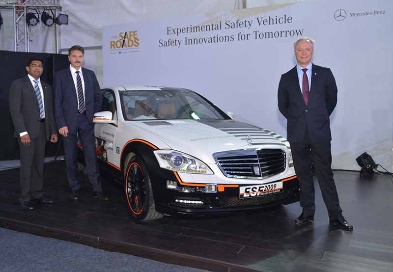 Road Safe Initiative from Mercedes-Benz