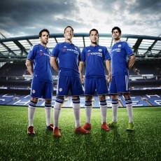 Yokohoma release Chelsea branded tyres