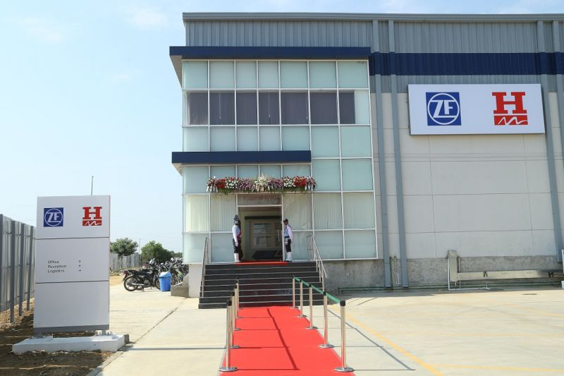 Zf Hero Chassis Jv Plant Is Go Will Supply Bmw Car India