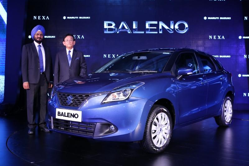 Maruti Suzuki Launch The New Baleno Car India