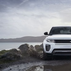 Range Rover launch new 2016 Evoque