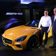 Mercedes AMG GT S Launched