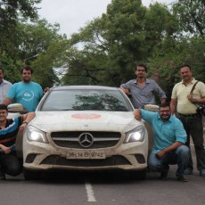 Video Feature: 10,000 km in 10 Days with the Mercedes-Benz CLA