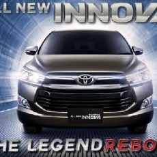 All-new Toyota Innova Incoming