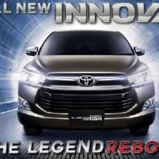 All-new Toyota Innova Incoming