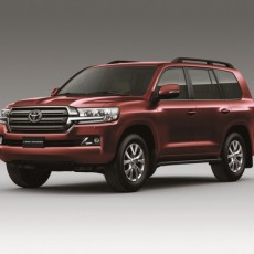 Toyota launch the new Land Cruiser 200