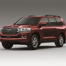 Toyota launch the new Land Cruiser 200
