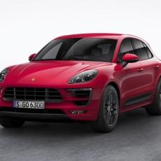 Tokyo 2015: Porsche Macan GTS unveiled