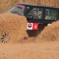 The Desert Dash