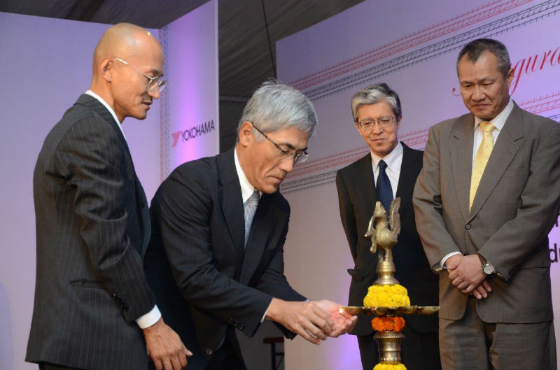 Yokohama set to invest 500 crore in India