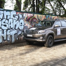 CI Fortuner Forays: Big City Hoppin'
