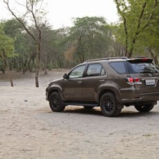 Auto-transmission Evolution: Toyota Fortuner 4×4 AT Road Test Review