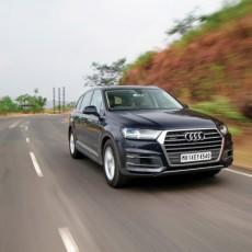 King of the Hill: Audi Q7 45 TDI Road Test