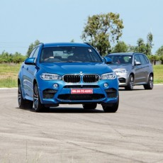 Vitamin M: BMW X5 M and X6 M First Drive Review