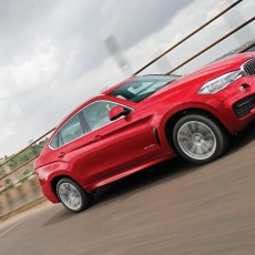 Size Matters: BMW X6 xDrive 40d Road Test