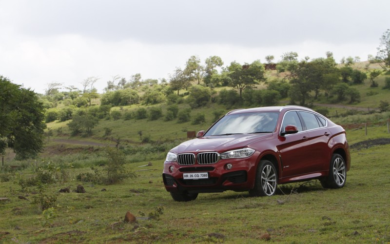 Size Matters Bmw X6 Xdrive 40d Road Test Car India